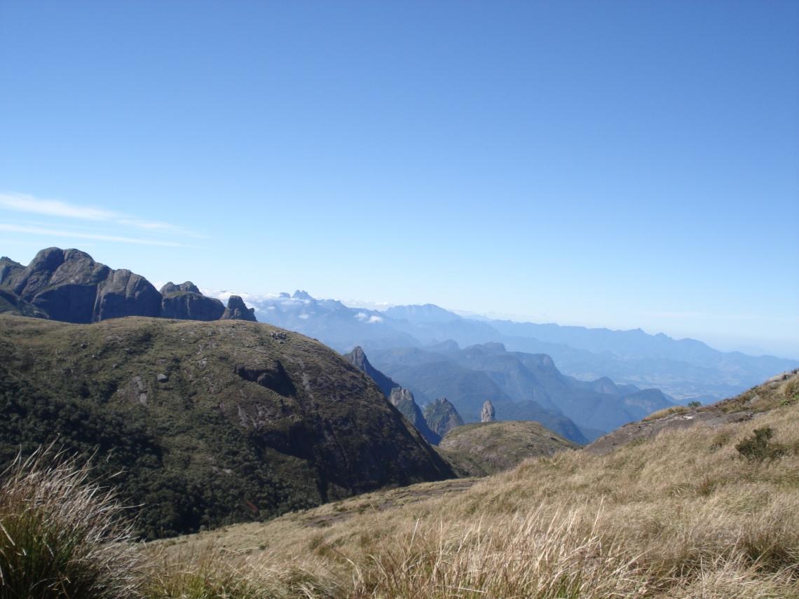 Guided Backpacking, hiking and trekking trips in Serra dos Órgãos, Itatiaia, and Tijuca National Parks. Rio de Janeiro top hiking guide company.